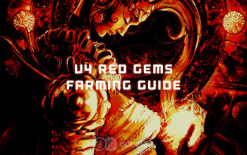 How to Farm V4 Red Gems - Guide on V4 Currency