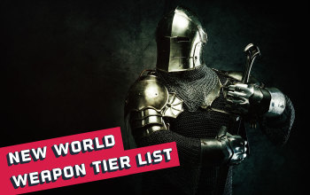 New World Weapon Tier List - Best Weapons in New World
