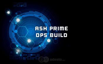 Ash Prime Versatile DPS Warfame Build