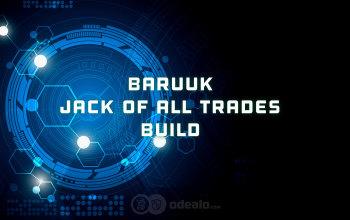 The Best Baruuk Build for Warframe