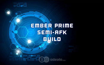 Ember Prime semi-afk farming Build - Odealo