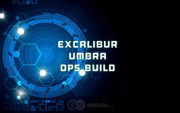 Excalibur Umbra Overpowered DPS Warframe Build