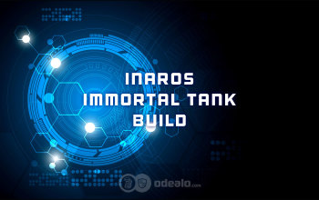 Inaros the Immortal Tank Warframe build - Odealo