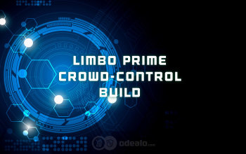 Limbo Prime Crowd Controler Warframe Build