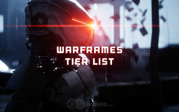 Warframe Tier List with builds included
