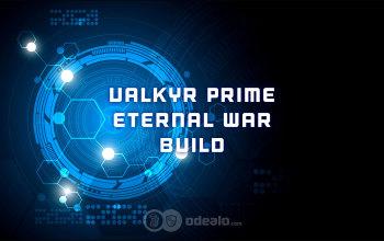 Valkyr Prime Eternal War Melee build - Odealo