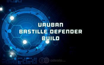 """Vauban Prime """"Bastille Defender"""" Warframe Build"""