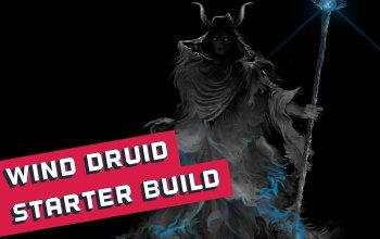 Tornado/Hurricane Wind Druid D2R Starter Build