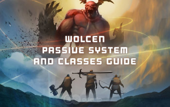 Wolcen Class Archetypes Passive System Guide