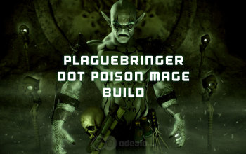 Plaguebringer DoT Poison Mage Build for Wolcen