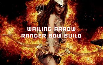 Wailing Arrow Burning DoT Gunslinger Build for Wolcen