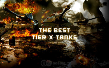 The Best Tier X Tanks in WoT - an in-depth comparison