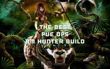 The Best Beast Mastery Hunter PvE DPS build