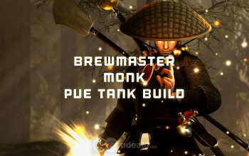 Brewmaster Monk the Best WoW Tank build