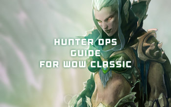 The Best PvE Hunter Build for WoW Classic