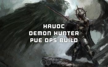 The Best Havoc Demon Hunter PvE DPS build