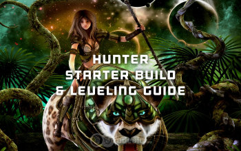 WoW Classic Hunter Starter Build and Leveling Guide