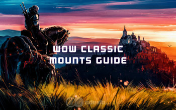WoW Classic Mounts Guide - Trainers, Costs and more