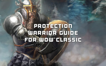 The Best Protection Warrior Tank Build for WoW Classic