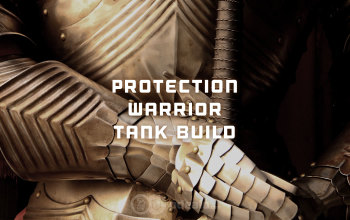 The Best Protection Warrior PvE Tank build