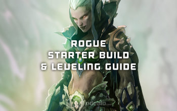 WoW Classic Rogue Starter Build and Leveling Guide