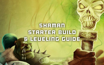 WoW Classic Shaman Starter Build and Leveling Guide