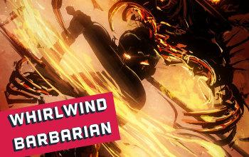 Legendary Whirlwind Barbarian Build for Diablo 2 Resurrected