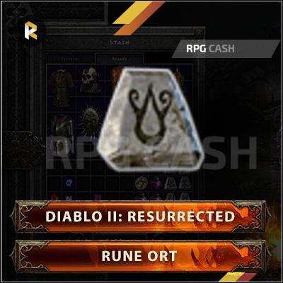 Ort Rune Hardcore