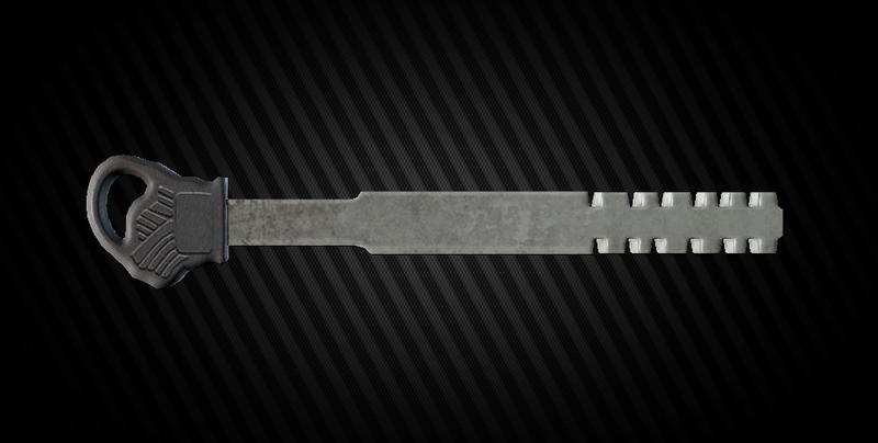 Ultra medical storage key
