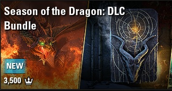 [NA - PC] season of the dragon DLC bundle (3500 crowns) // Fast delivery!