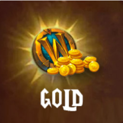 WOW (EU) GOLD--All Server--Minimum delivery amount 500K+