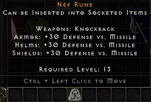 Nef | Hardcore | Non-Ladder