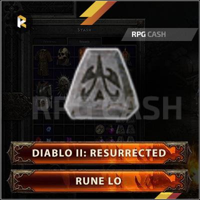 Lo Rune Hardcore