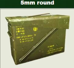 (PC) Ammo 5mm round (5000)
