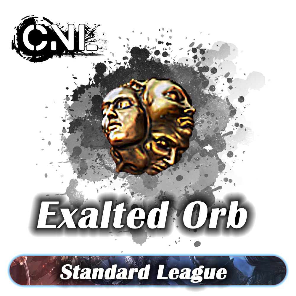 [SD] Exalted Orb - Instant Delivery & Discount - Highest feedback seller on Odealo