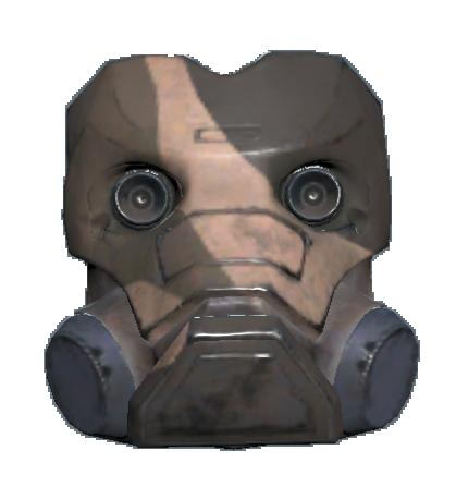 Forest scout armor mask Rare event reward