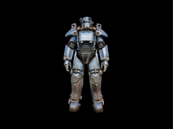 T-60 power armor set - Level 40