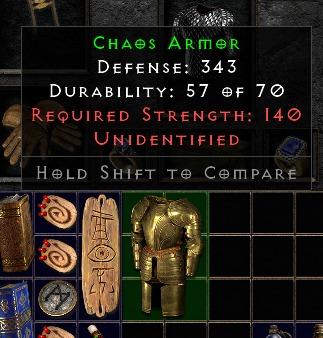 Unid Trangs Armor