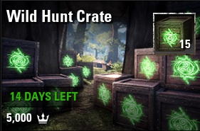 [PC-Europe] Wild hunt crate X 15 (5000 crowns) // Fast delivery!