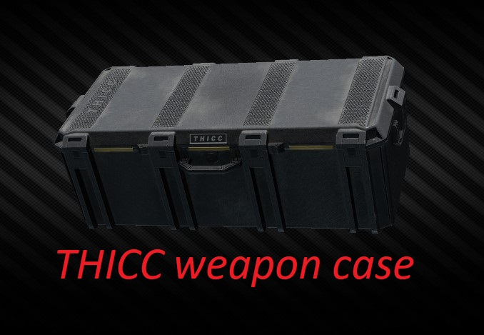 T H I C C weapon case EFT