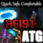 Cospri CoC Ice Nova Assassin [Complete Setup + Currency] [Heist SC] [Delivery: 60 Minutes]