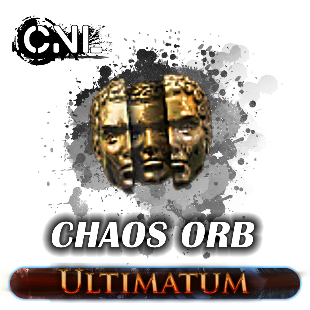 [USC] Chaos Orb - Pack 100 Chaos - Instant Delivery & Discount - Highest feedback seller on Odealo