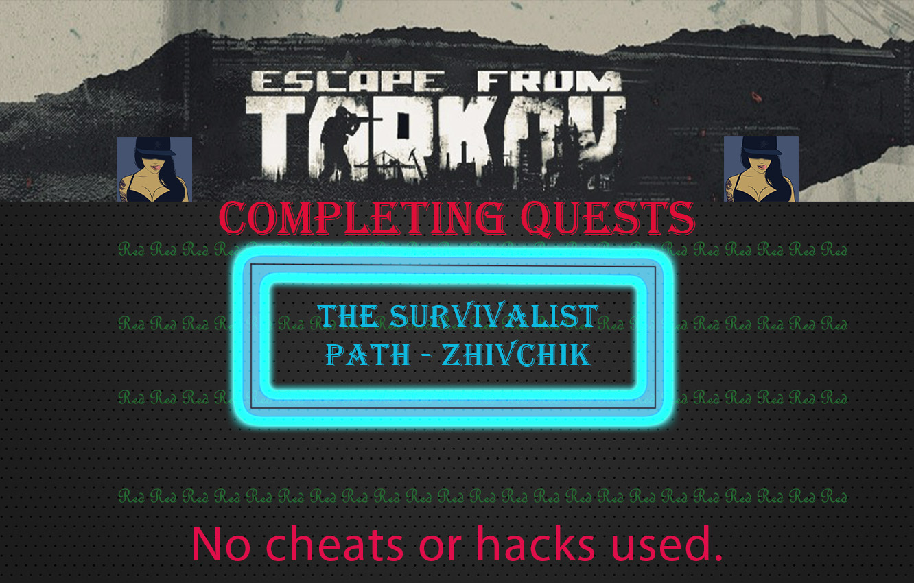 The survivalist path - Zhivchik[Sharing account]