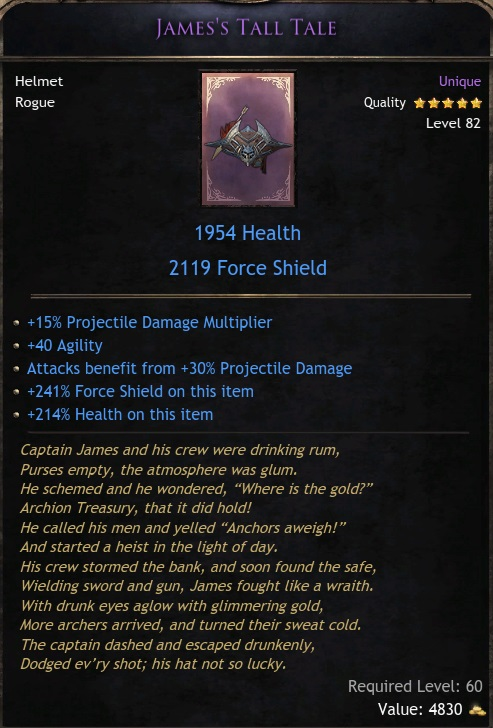 ★★★JAMES'S TALL TALE (BEST HAVOC ORB HELM IN GAME) - Bloodtrail - INSTANT DELIVERY (5-10 mins)★★★