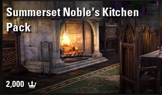 [PC-Europe] summerset noble's kitchen pack (2000 crowns) // Fast delivery!