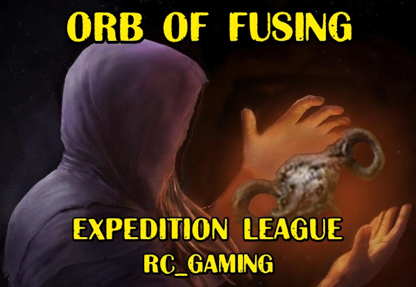 ✅ Selling Orb of fusing on Expedition Hardcore (PC) (1-5 min Delivery)/Discounts ✅