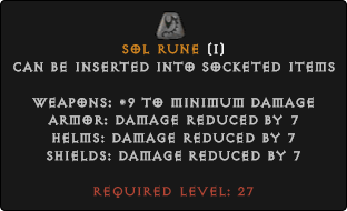 Sol Rune - Instant delivery