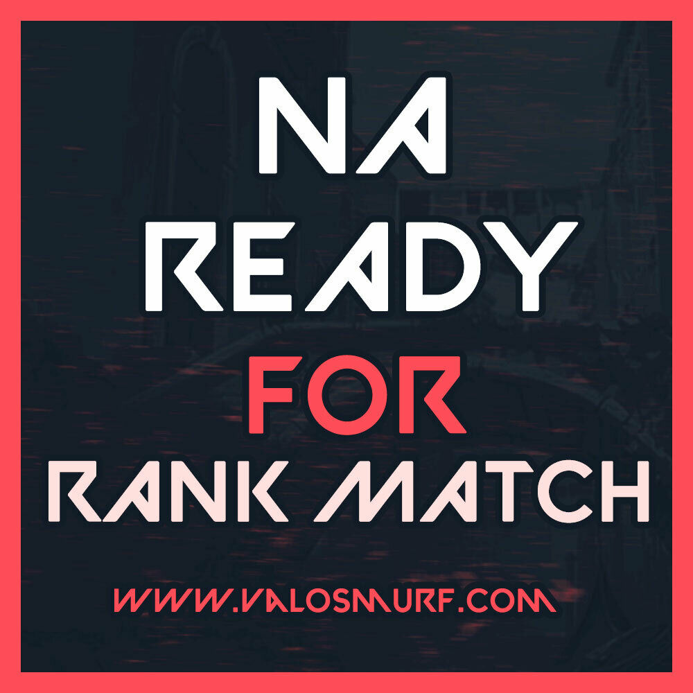 [INSTANT DELIVERY] [NA] Ready For Rank Match Full Access + Change Email