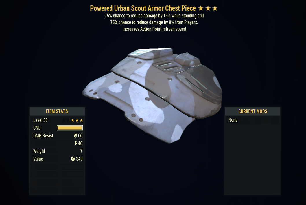 [PC] Assassins Sentinels Armor FULL SET + MASK (Urban Scout, 5/5 AP Refresh)  - Fast Delivery
