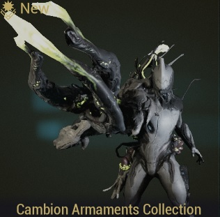 (PC) Cambion armaments collection (MR 2) // Instant delivery
